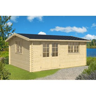 Devonshire 15.5 X 12.5 Ft. Tongue & Groove Summer House By Sol 72 Outdoor