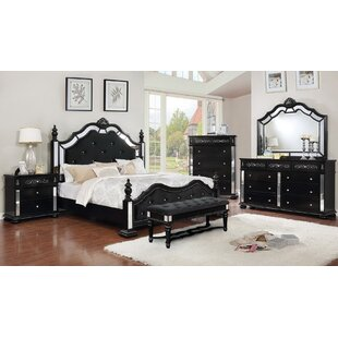 Terrence Panel Configurable Bedroom Set