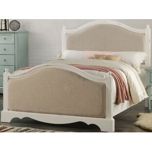 Harriet Bee ConCourse Panel Bed with Padded