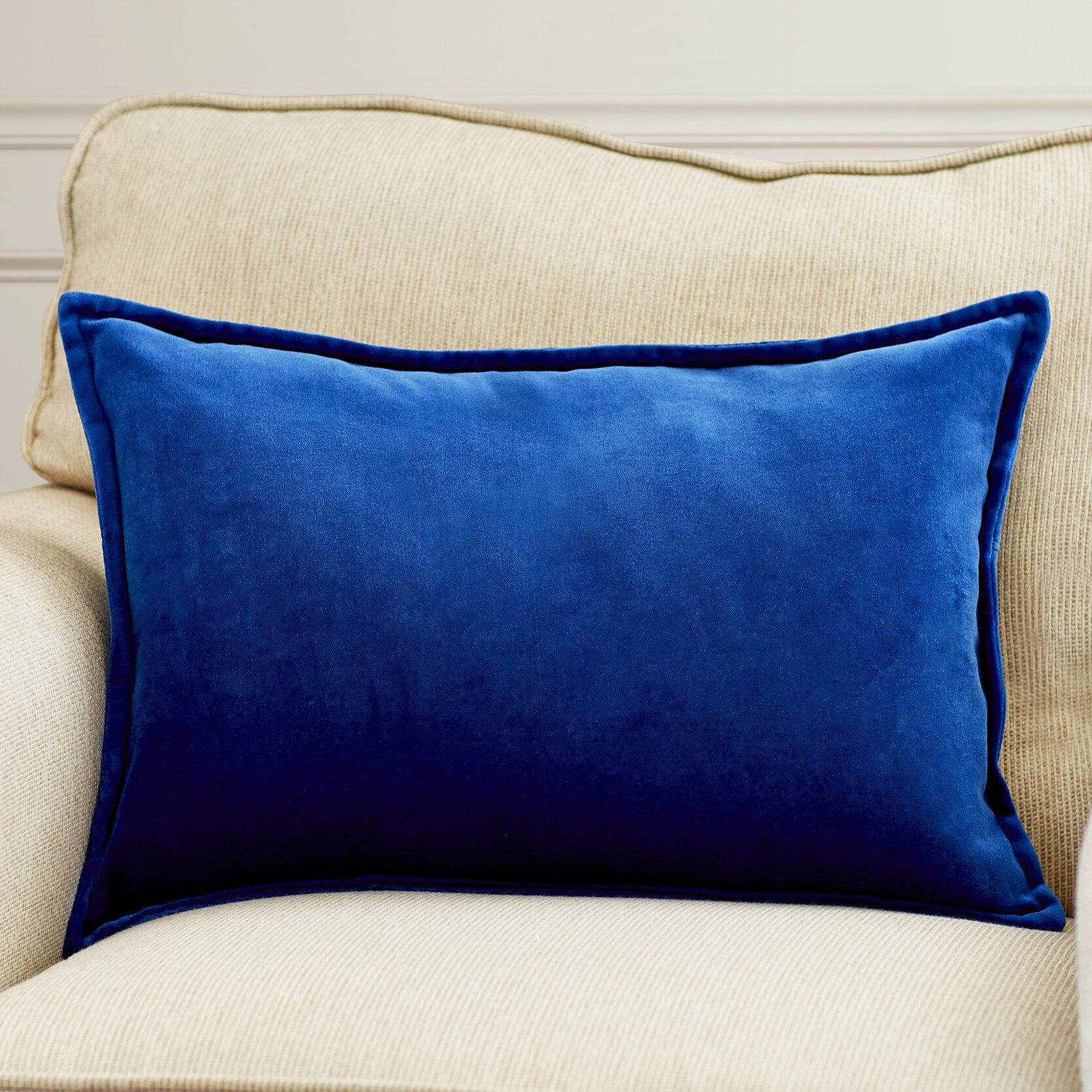 Mercer41 Velvet Lumbar Pillow   Reviews  ab3715832259