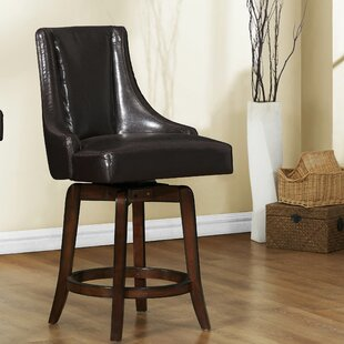 Compare Cajun 24 Swivel Bar Stool (Set of 2) by Red Barrel Studio Reviews (2019) & Buyer's Guide