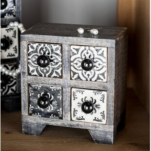 Comparison Jewelry Box By Bungalow Rose