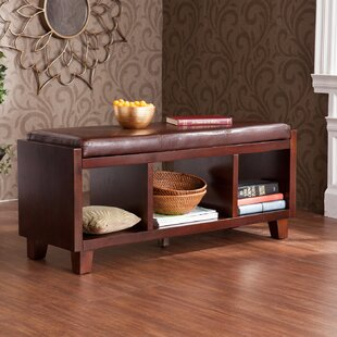 Remmington Wood Storage Entryway Bench by Wildon Home®