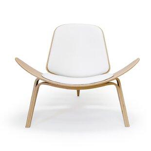 Aeon Furniture Chesapeake Leather Side Chair