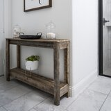 Jerome 46 Solid Wood Console Table by Laurel Foundry Modern Farmhouse