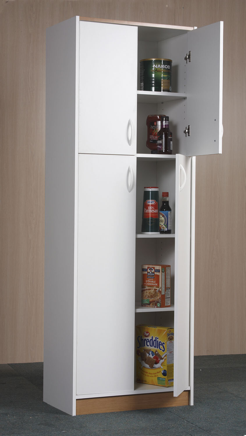 Kitchen Pantry Cabinets You\'ll Love in 2020 | Wayfair