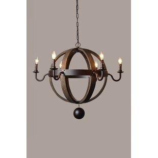 Clairville 5-Light Chandelier by Gracie Oaks