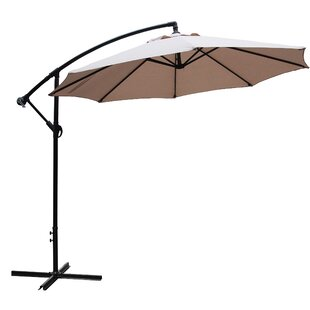 Iyanna 10' Cantilever Umbrella by Andover Mills #1