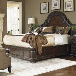 Lexington Florentino Upholstered Panel Bed