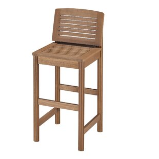 Adrien Patio Bar Stool by Bay Isle Home
