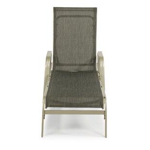 Red Barrel Studio Dinan Reclining Chaise Lounge
