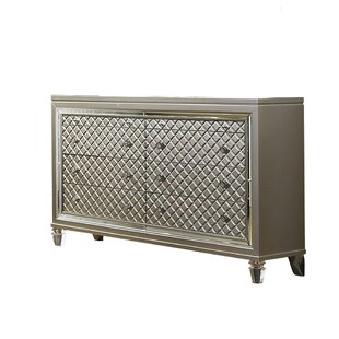 Geoffrey 8 Drawer Dresser