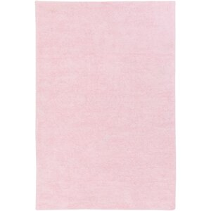 Arnold Gabriel Light Pink Area Rug