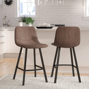 Almeida 25.5 Bar Stool (Set of 2)