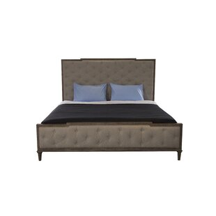 Fraire King Upholstered Panel Headboard by Lark Manor