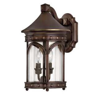 Hinkley Lighting Lucerne 2-Light Outdoor Wall Lantern