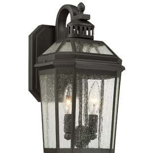 Inexpensive Krithika 2-Light Outdoor Wall Lantern By Gracie Oaks