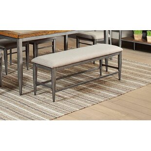Gracie Oaks Buxton Upholstered Bench
