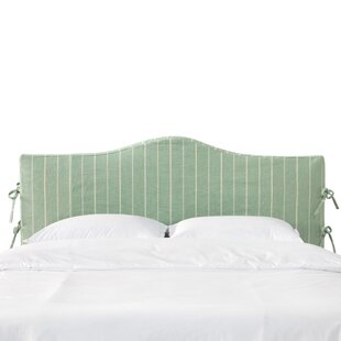 Gracie Oaks Siris Upholstered Panel Headboard