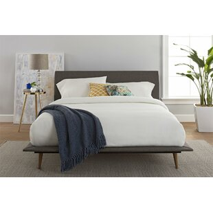 Langley Street Landen Queen Upholstered Platform Bed