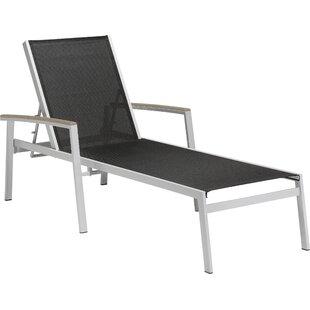 Laskowski Reclining Chaise Lounge (Set of 2) by Latitude Run