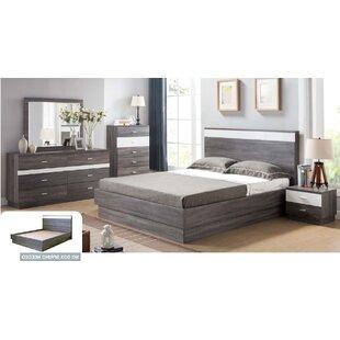 Windrowe Queen Platform Bed