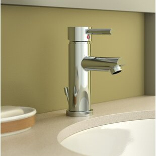 Symmons Dia Round Single Hole Bathroom Faucet with Drain Assembly Image