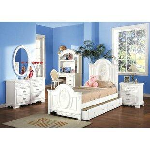 Egbert Panel Customizable Bedroom Set by Harriet Bee