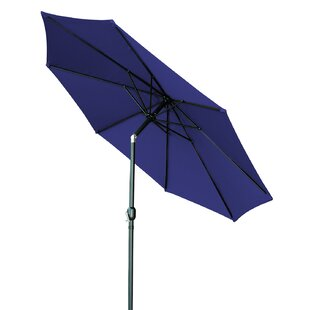 Trademark Innovations 9.5' Market Umbrella