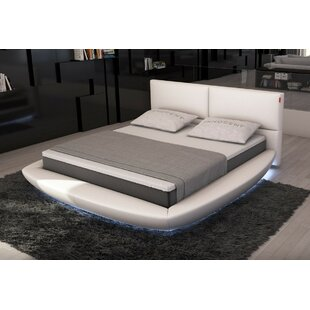 Read Reviews Belafonte Upholstered Platform Bed by Wade Logan Reviews (2019) & Buyer's Guide