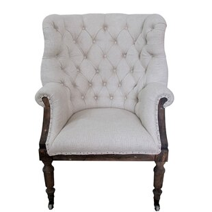 Taverny Armchair by White x White