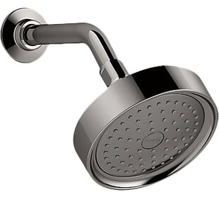 Purist 2.5 GPM Single-Function Wall-Mount Shower Head with Katalyst Air-Induction Spray ByKohler