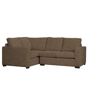 Newbury Corner Sofa By Mercury Row