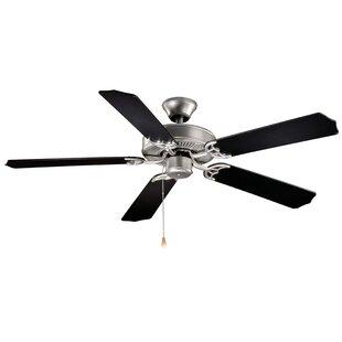 Landers 5-Blade Ceiling Fan by Winston Porter