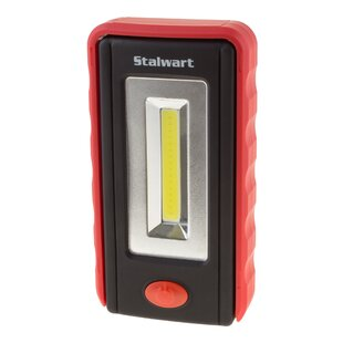 Stalwart COB LED Work Flashlight