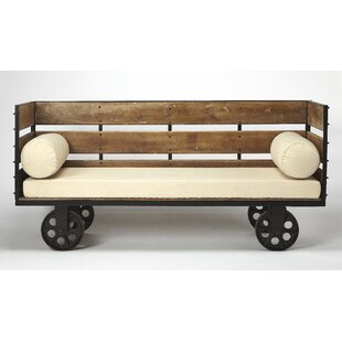 Ensley Upholstered Bench