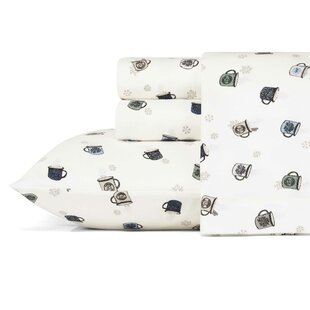 Camping Mugs 100% Cotton Sheet Set