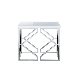 Searching for Kaleikini End Table By Orren Ellis