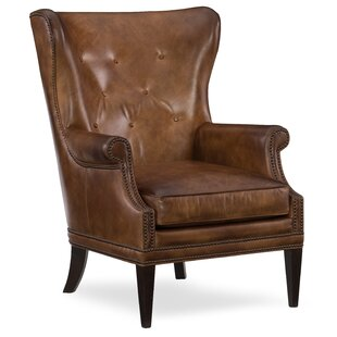 Hooker Furniture Maya Wing Wingback Chair