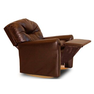 Coward Kids Faux Leather Recliner Chair by Zoomie Kids