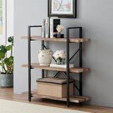 Nuttall Etagere Bookcase by 17 Stories