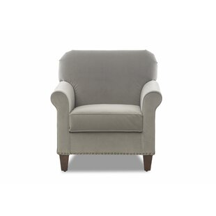 Buy clear Shipley Armchair by Alcott Hill Reviews (2019) & Buyer's Guide