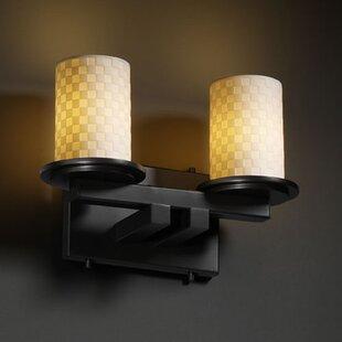 Alcott Hill Ormonde 2-Light Vanity Light