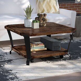 Kortney Coffee Table by Williston Forge