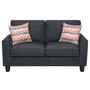 Amalda Loveseat by Ebern Designs