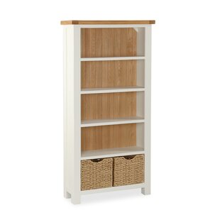 Longview 180cm Bookcase By August Grove