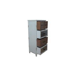 Syreeta 5 Drawer Standard Dresser