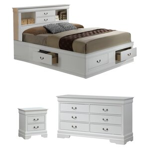 White Bedroom Sets Youll Love Wayfair