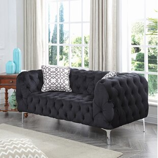 Verena Loveseat by Everly Quinn Bargain
