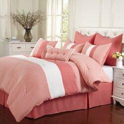 Simple Luxury Florence 8 Piece Reversible Comforter Set & Reviews ...